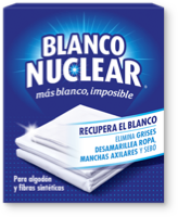 Emballage du produit Blanco Nuclear<small>©</small> Sobres